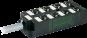 Pasivni rozboc. MVC8 - 8xM12, 5pin