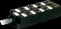 Pasivni rozboc. MVP12 Xtreme - 8xM12, 5pin