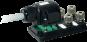Pasivni rozbocovac MOSA - 4xM12, 4pin