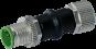 Adapter - M12 M / M12 F